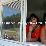 Mother and daughter Carol Heaberlin and Mindy Jones, of Newcastle, co-own Y-Knot, a new food trailer serving sandwiches and desserts on Route 1 in Newcastle. (Maia Zewert photo)